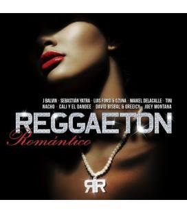 Reggaeton Romántico (1 CD)