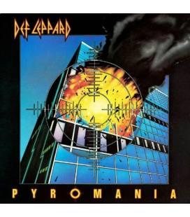 Pyromania (1 LP Rojo)