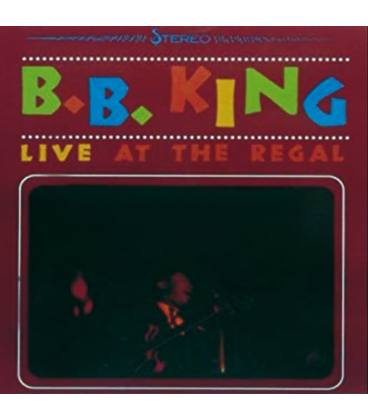 Live At The Regal (1 LP Amarillo)