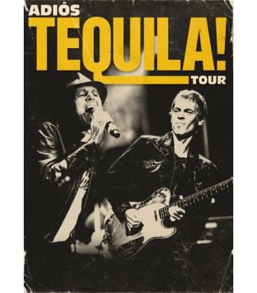 Adiós Tequila! En Vivo (1 CD+1 DVD)