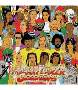 Major Lazer Essentials (1 LP)