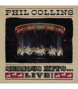 Serious Hits... Live! (1 CD)