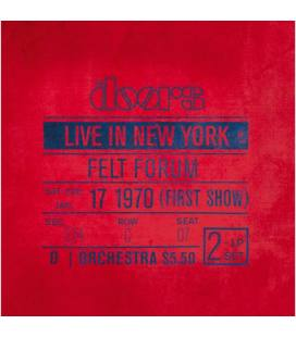 Live In New York-2 LP