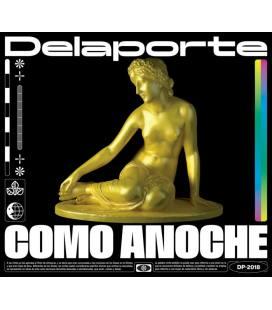 Como Anoche (1 CD)