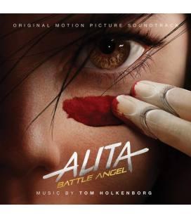 Alita Ángel De Combate (1 CD)