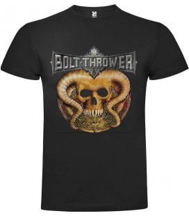 Bolt Thrower Whowins Camiseta Manga Corta