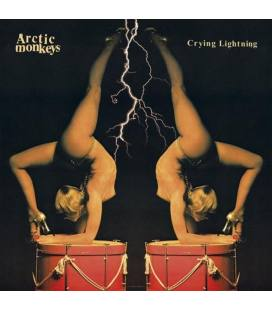 "Crying Lightning (1 LP 7"")"