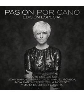 Pasión Por Cano (1 CD Edición Especial Jewelcase)