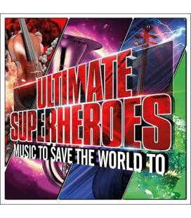 B.S.O. Ultimate Superheroes (1 CD)