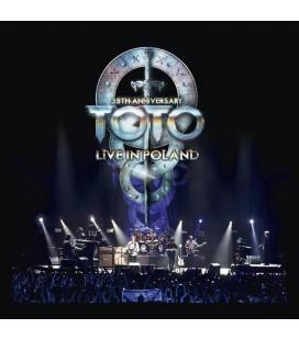 35Th Anniversary Tour - Live In Poland (3 LP+2 CD Limited Edition)