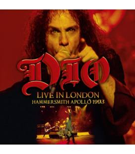 Live In London - Hammersmith Apollo 1993 (3 LP+2 CD Limited Edition)