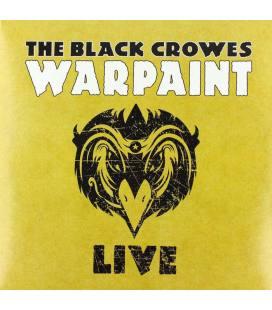 Warpaint Live (3 LP+2 CD Limited Edition)