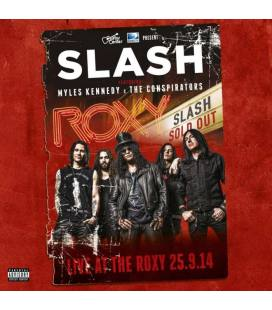 Live At The Roxy (3 LP+2 CD Limited Edition)