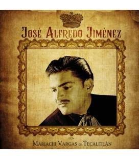 Jose Alfredo Jimenez Con Mariachi Vargas (1 CD)