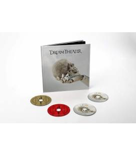 Distance Over Time (2 CD+1 DVD+1 BLU RAY)