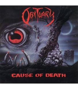 Cause Of Death (1 CD)