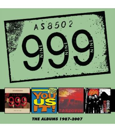 The Albums: 1987-2007 (4 CD)