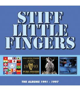 The Albums: 1991-1997 (4 CD)