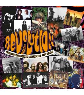 Revolution, Underground Sounds Of 1968 (3 CD)