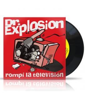 "Rompi La Television (1 LP 7"")"