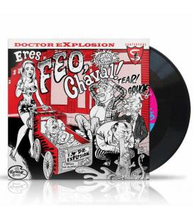 """Eres Feo Chaval! (1 LP 7"""")"""