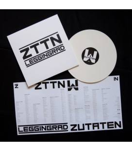 Leggingrad (1 LP Blanco)