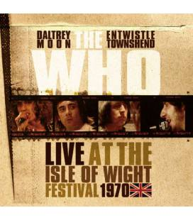 Live At The Isle Of Wight 1970 (3 LP +2 CD Limited Edition)