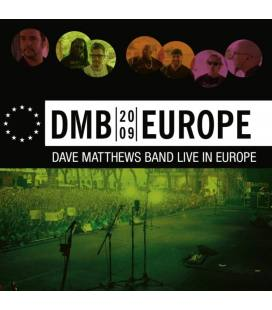 Europe 2009 (5 LP+3 CD Limited Edition)
