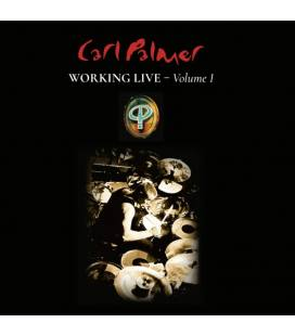 Working Live Volume 1 (1 LP+1 CD Limited Edition)