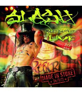 Made In Stoke 24-7-11 (3 LP+ 2 CD Limited Edition)