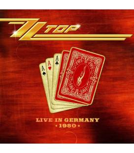 Live In Germany 1980 (2 LP+1 CD Limited Edition)