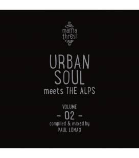 Mama Threshl(Urban Soul Meets The Alp)Vol.2 (2 CD)