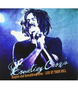 August & Everything After-Live At Town Hall (1 CD)