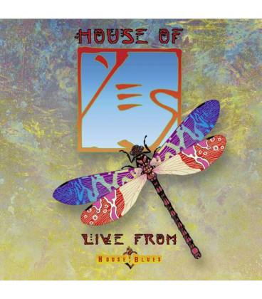 House Of Yes: Live From The House Of Blues (3 LP+2 CD Limited Edition)