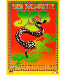 Acoustic-Guaranteed No Hiss-DIGIPACK DVD