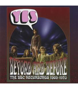 The Bbc Recordings 1969-1970-CD