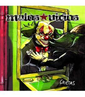 Grietas (1 CD)