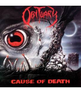 Cause Of Death (1 LP Color)