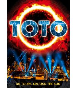 40 Tour Around The Sun (1 DVD)