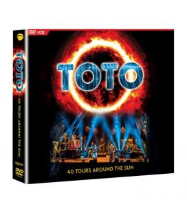 40 Tour Around The Sun (1 DVD+2 CD)