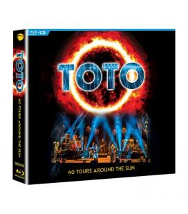 40 Tour Around The Sun (1 Blu-Ray+ 2 CD)