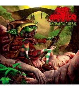Gnomandia Caníbal / Oscuro Y Maldito (1 LP)