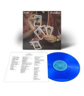 Extraños Juegos (1 LP Color+Tarjeta De Descarga)