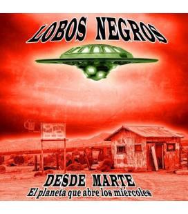 Desde Marte (1 CD DIGIPACK)