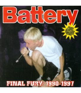 Final Fury:1990 - 1997 (1 CD+Printed Materials,No jewelcase)