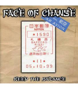 Keep The Balance (1 CD+Printed Materials,No jewelcase)