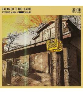 Rap Or Go To The League (1 CD)