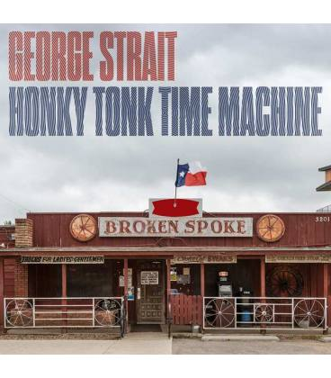 Honky Tonk Time Machine (1 CD)