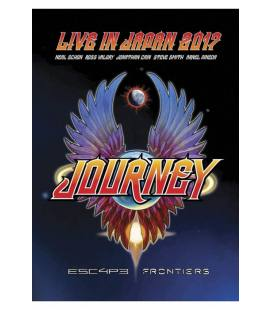 Live In Japan 2017: Escape + Frontiers (1 DVD)