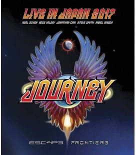 Live In Japan 2017: Escape + Frontiers (1 Blu-Ray)